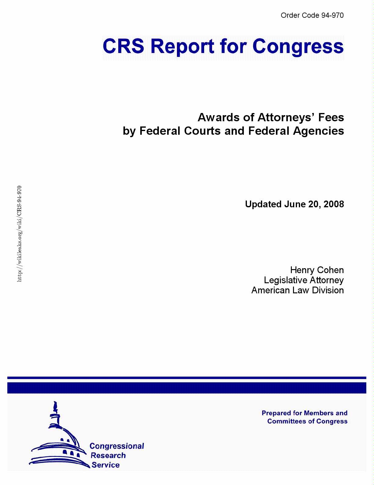 Federal Awards Expended Page